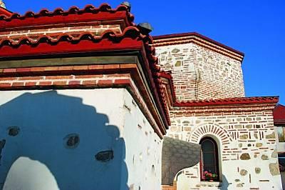 Реставрираният хамам в Ихтиман, построен от завоевателя на града Махмуд бей в края на XIV в.