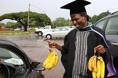 Африка е континентът с най-здравословно хранене