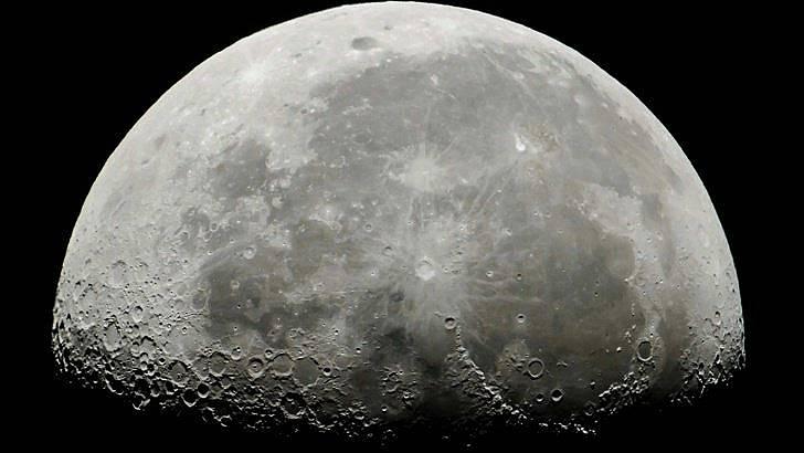 Музеят на Луната е на обиколка из Европа.  Снимка: БГНЕС