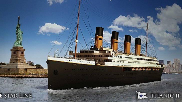 """""""Титаник II"""" Снимка: БГНЕС"""