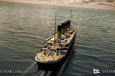 """""""Титаник II"""" ще струва 500 млн. долара и ще побира 2 400 пътници и 900 членове на екипажа.""""Титаник II"""" ще струва 500 млн. долара и..."""