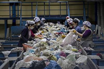 България на 5 място в ЕС по генериране на боклук, включително и опасен