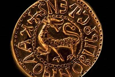 Златен пръстен-печат на