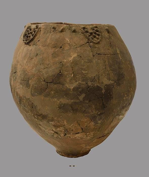 Подобни съдове и до днес има в много грузински изби.Органичните вещества, намерени по стените на тези керамични съдове, са най-ранното доказателство з...