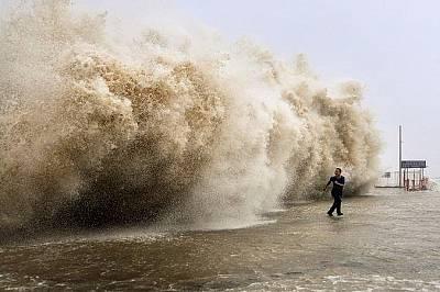 Тайфун, ураган, циклон: каква е разликата?