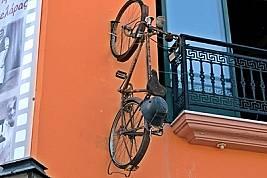 До какво води липсата на велопаркинг :-)