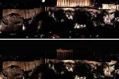 АкрополътПартенонът в Атина е построен през 447 г. пр. Хр. и е една от най-известните оцелели забележителности от Древна Гърция. Градската управа гаси...