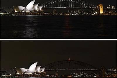 СидниХарбър Бридж в Сидни е най-големият стоманен извит мост в света, който свързва северното и южно пристанища на града. Хиляди къщи и фирми в Сидни...