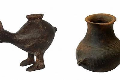 Какво е имало в праисторическите бебешки бутилки?