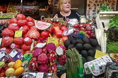 Пазара в Малага