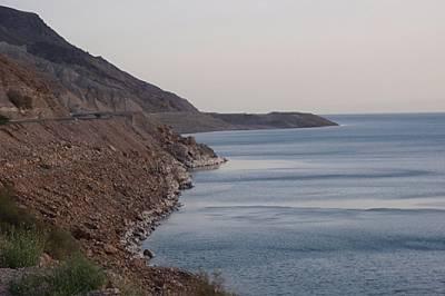 Гледка към Мъртво море