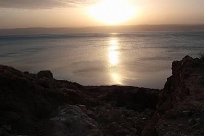 Залез на Мъртво море