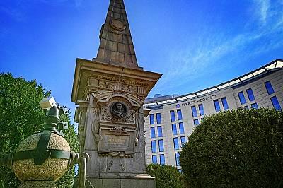 Паметникът на Левски стана на 125 години