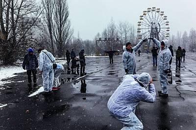 Този лунапарк трябвало да отвори врати на 1 май - пет дни след експлозията. Понастоящем е друг вид атракция.