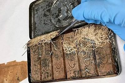 Откриха 120-годишни шоколадови бонбони на кралица Виктория