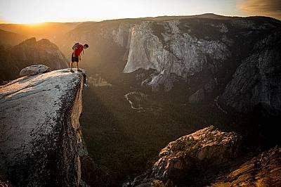 Хонълд тренира за смелото изкачване повече от година.
