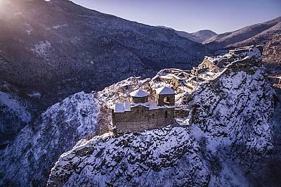 Асеновата крепост - хилядолетната твърдина