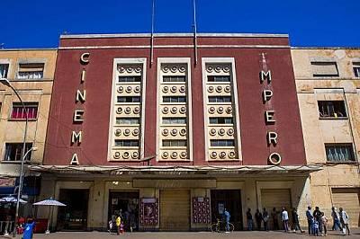 АсмараВ столицата на Еритрея, Асмара, има много сгради от времето на италианското владичество (1889-1941). Въпреки десетилетия на конфликт с Етиопия т...