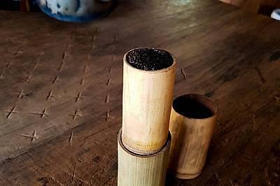 Бамбукова чаша за кафе