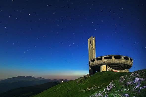 Бузлджа се извисява над Стара планина. Снимка: Getty Images