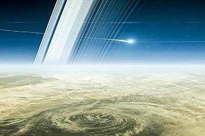 Касини: живот извън Земята?
