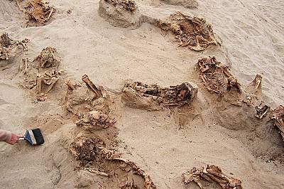 Повечето от жертвите са били на около 12 г.