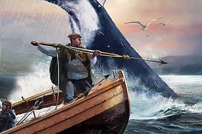 Баските китоловци