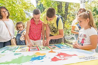 """National Geographic Kids Клуб """"Малки откриватели"""" в гр. Пловдив, София и Стара Загора"""