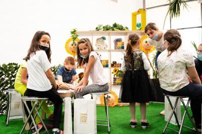 """""""Малки откриватели"""" - с вдъхновяващ празник за децата в Стaра Загора и Бургас"""