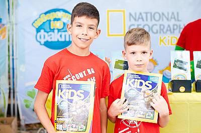 През август National Geographic Kids България отново гостува във Варна и Бургас
