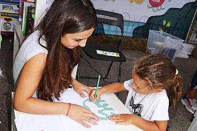 За втори път тази година, на 06 септември, National Geographic Kids гостува на град Пловдив
