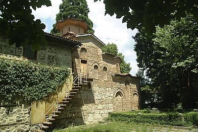 Боянската църква - храмът на Българския ренесанс
