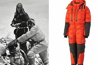 Термоизолиращи материиПреди: При покоряването на върха през 1953 г. Ед Хилъри е носел вълнено бельо, вълнена риза, вълнен пуловер, долна грейка и яке....