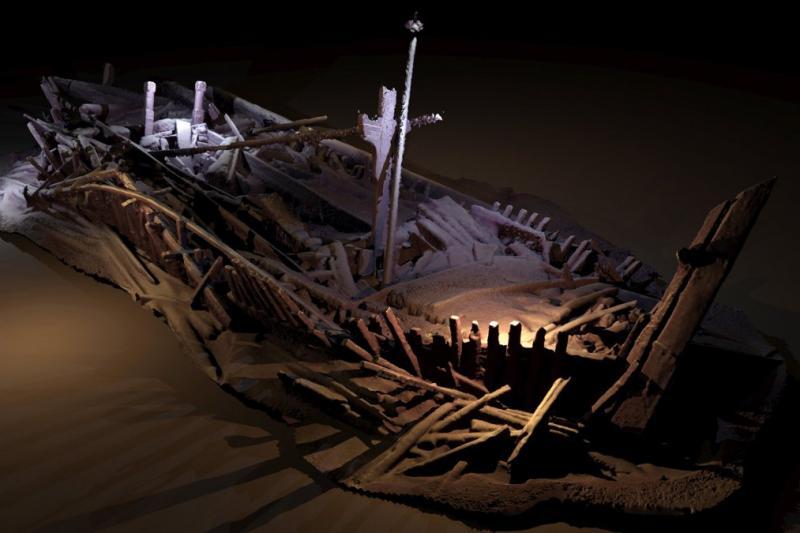 Българският средновековен флот