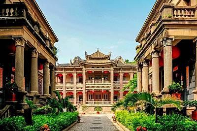 КулангсуOстров Кулангсу е бил важно място за външните отношения на Китай и тук в началото на XX век се оформила международна общност. Това се отразило...