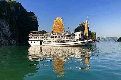 Виетнам и Кралство Камбоджа (октомври-ноември 2018г.)