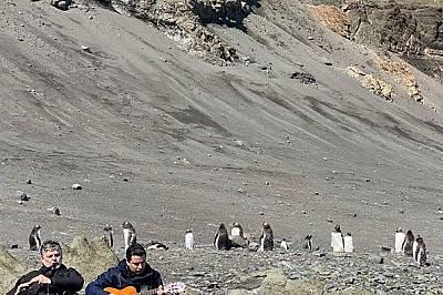Теодосий Спасов и на Антарктида