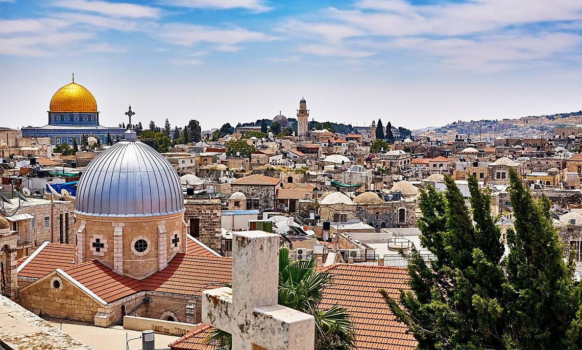 5. ИЗРАЕЛ Комбинация от диета, повлияна от Средиземноморието, здрави семейни и културни ценности и добра здравна система помагат на Израел да се класи...