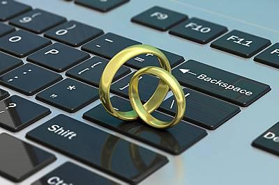 Заради пандемията от коронавирус двойките в Ню Йорк скоро ще могат да се женят виртуално