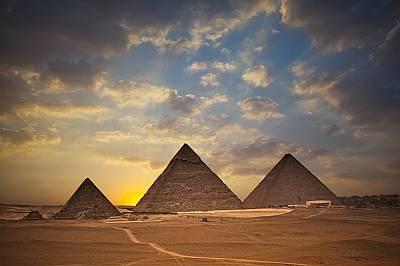 Нови находки доказват как египтяните са построили пирамидите