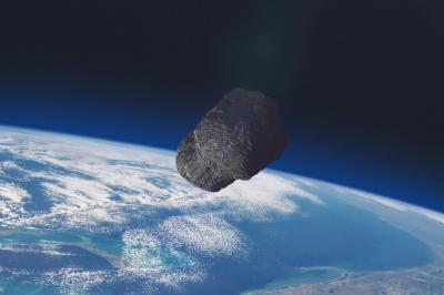 Изпратиха виртуален астероид към Земята