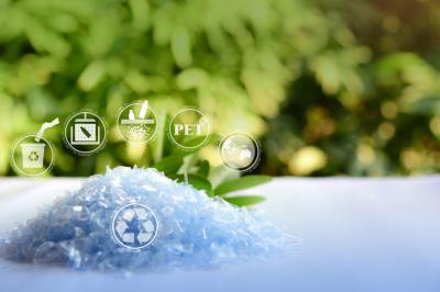 Спад в производството на пластмаси в света