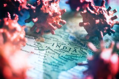 Индия регистрира над 200 000 жертви на COVID-19
