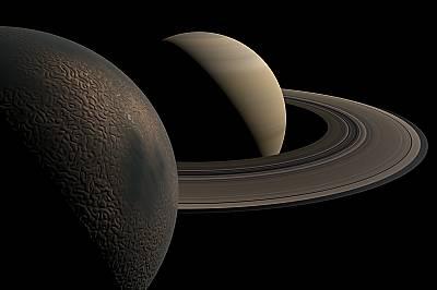Най-големият кратер на Титан е идеалното място за нов живот