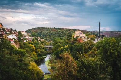 На какво мирише България?