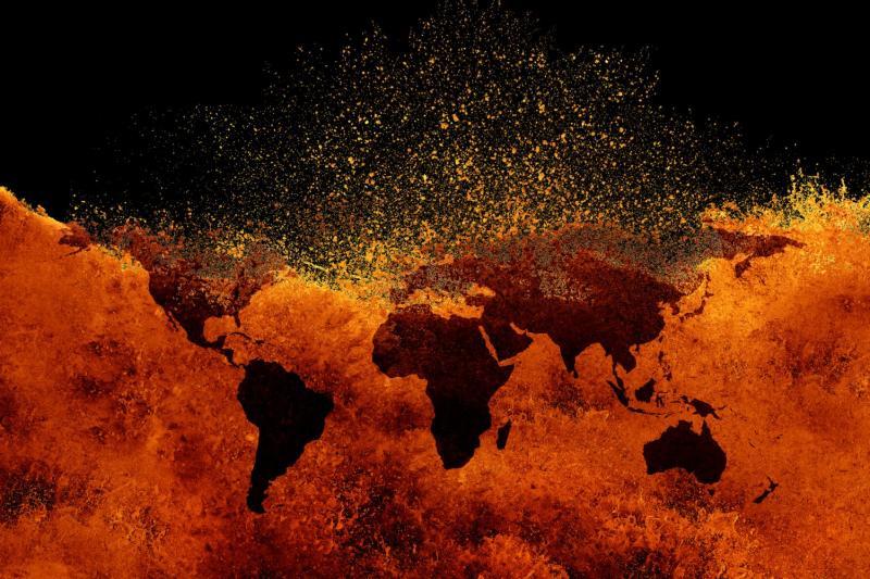 Една трета от световното население ще бъде засегнато от екстремни жеги до 2070 г.