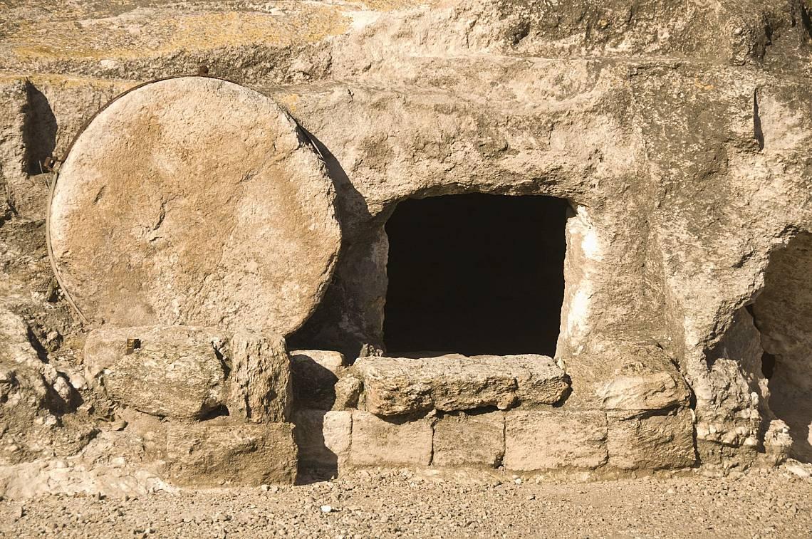 Гробницата на Иисус в Светите земи Снимка: iStock