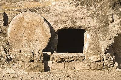 Погребение и възкресение на Иисус Христос