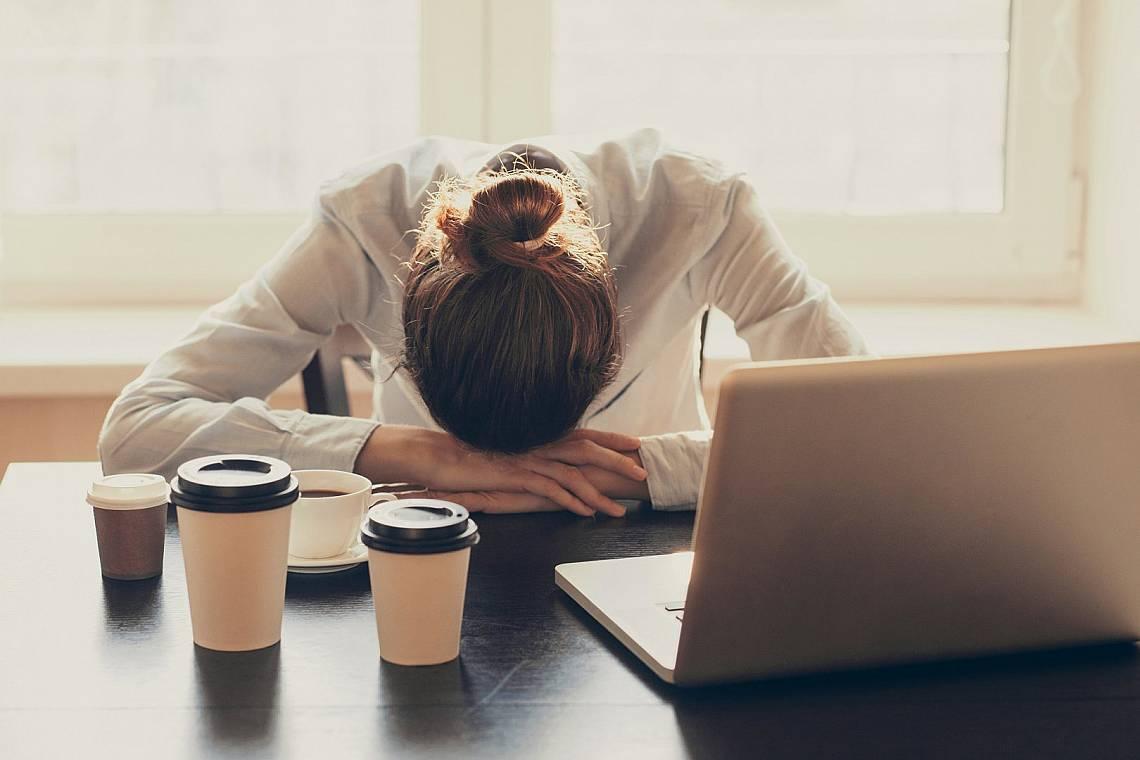 Сънят ни помага да изчистим мозъка си от токсините. Снимка: iStock