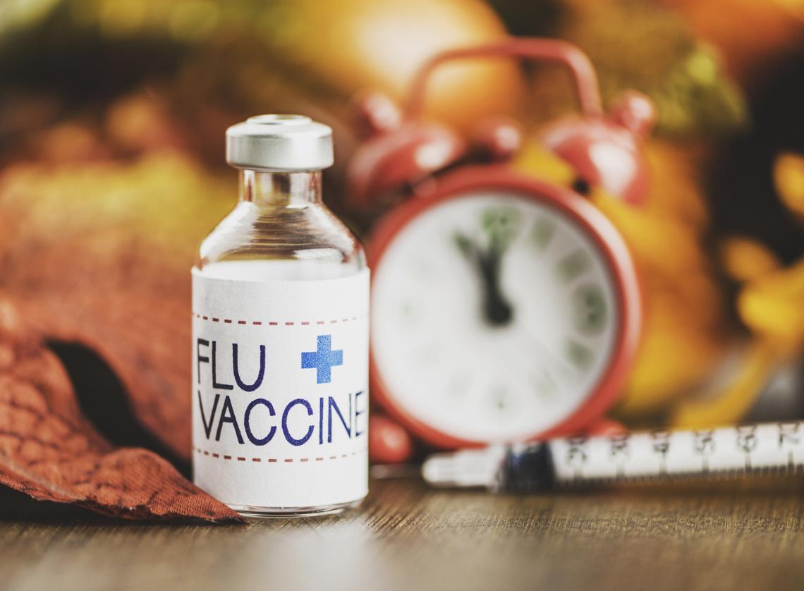 Грипен сезон. Есента е време за ваксини срещу грип.